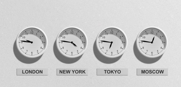 Relojes del mundo - Social Selling, Digital Selling, Ventas, LinkedIn Sales Navigator, David Martinez Calduch de Soluciona Facil.jpg